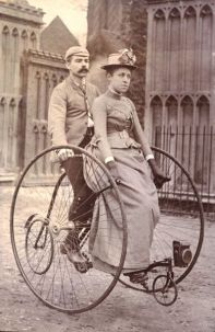 bicycle for two