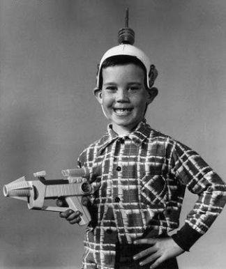 ray gun boy
